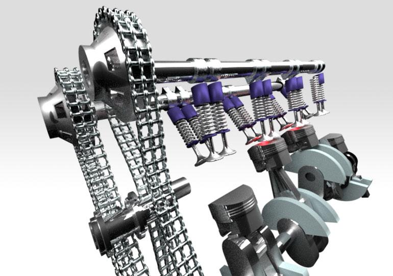 Baner internetowy z animacją 3D